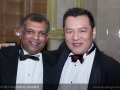 Tony Fernandes, Founder & Group CEO, AirAsia and Peter Pek, Chief Executive, World Branding Forum