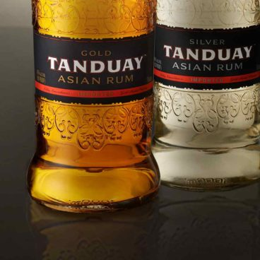 Tanduay bottle