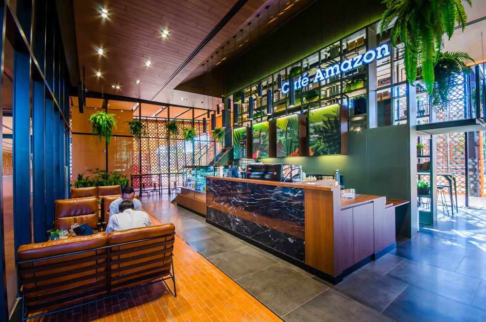 Café Amazon | World Branding Awards